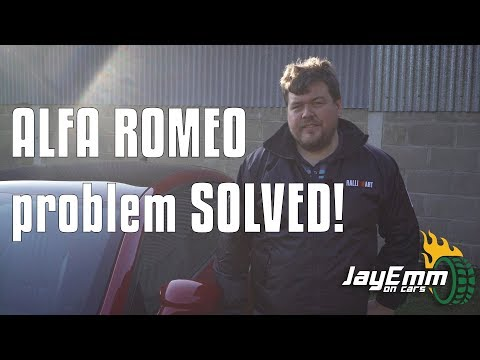I've Got a Solution to My Alfa Romeo Problem!