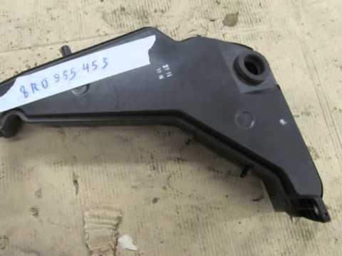 Бачок омывателя Ауди Ку5 идеальная 8R0955453B Бачек омывателя Audi q5 состояние новое