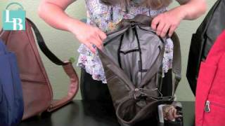 getlinkyoutube.com-AmeriBag - Healthy Back Bag Tote Review