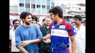 getlinkyoutube.com-All Heroes with Pawan Kalyan-Rare Unseen