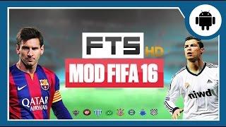 getlinkyoutube.com-FTS 2016 - Mod FIFA 16 - Android gameplay - Download (PT-BR)