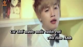 getlinkyoutube.com-[Karaoke] Khoảng Cách - Khánh Phong (full beat)