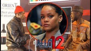 (Vidéo) Tapha Toure ak Ndiol Toth Toth s'attaquent à Rihanna ( A mourir de rire)