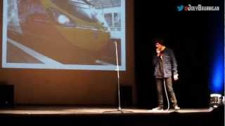 getlinkyoutube.com-Joey Brannigan Live at The Y Theatre, Leicester. Stand Up Comedian