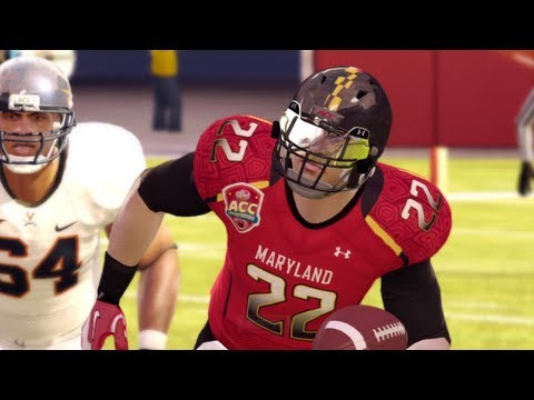 NCAA Football 13 - Road to Glory Ep.34 Senior Year Conference Championship
