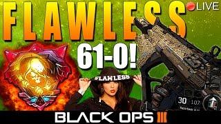 getlinkyoutube.com-OMG! Flawless NUCLEAR w/ RAZORBACK! Insane 61-0 Gameplay! ★ Black Ops 3 (BO3: Nuclear Live Gameplay)