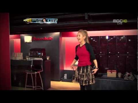 [1080 HD]120511 DWTS2 Hyoyeon SNSD cut