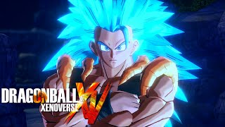 getlinkyoutube.com-Dragon Ball Xenoverse - Ultimate Hair Pack MOD