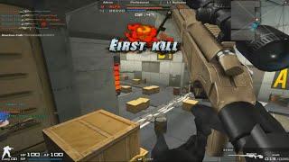 getlinkyoutube.com-Combat Arms - Gameplay Jogando de Sniper SIG50 Profissional Hell Gate
