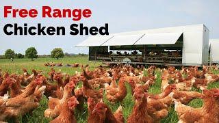 getlinkyoutube.com-Free Range Chicken Shed