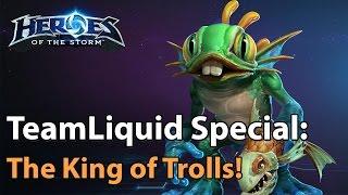 TeamLiquid: The King of Trolls - ZOTAC Cup Final - Heroes of the Storm
