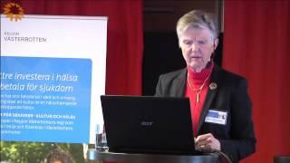 Kultur för seniorer - Barbro Westerholm (FP) Årsrik är det nya ordet för äldre