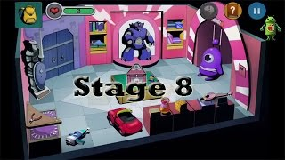 Doors & Rooms 3 Chapter 2 Stage 8 Walkthrough - D&R 3