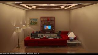 getlinkyoutube.com-٣ - (الريندر) تعديل الإضاءة في سكتش اب بوديوم وتطبيق SketchUp Podium