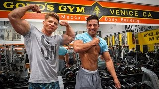 TRAINING TO STEP ON STAGE | Steve Cook & Christian Guzman