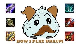 用布朗姆打野