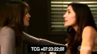 Lucy Lawless & Rachel Shelley - The L Word