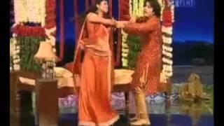 رقص ساهر وفدية