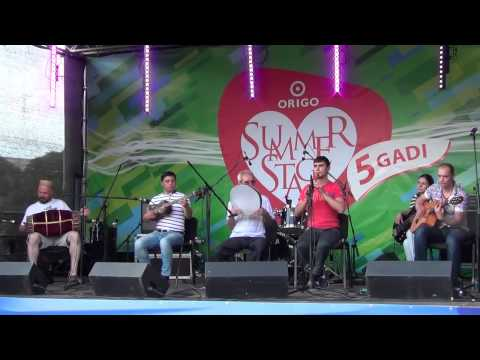 Mahmud Salah / Baraka and Ghadim Sharq Origo Summerstage 2014