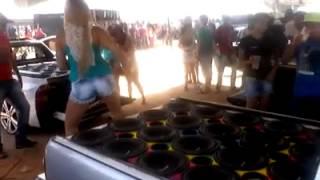 getlinkyoutube.com-Saveiro Abelvolks 20 Subs Power Vox Tremendo Tudo