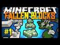 Minecraft: PARKOUR SAVES THE WORLD! | Fallen Blocks Pt. 1