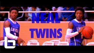 getlinkyoutube.com-Most Entertaining Players In HS? Neal Twins Official Ballislife Senior Mix!
