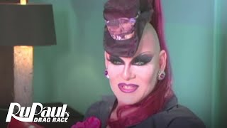 getlinkyoutube.com-RuPaul's Drag Race: The Lost Season Ru-Vealed. Meet Nina Flowers! - LogoTV