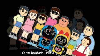 getlinkyoutube.com-(Doremon Theme Song) Yume Wo Kanaete Doraemon