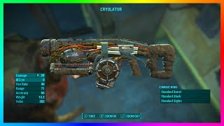 getlinkyoutube.com-Fallout 4 - How To Start The Game With One Of The Best & Rarest Weapons! (Fallout 4 Gameplay)
