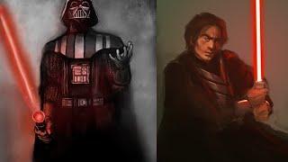 getlinkyoutube.com-Versus Series Darth Vader VS Darth Caedus