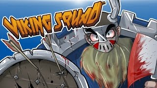 getlinkyoutube.com-VIKING SQUAD - Saving Grandpa! LAST BOSS FIGHT!!!! (Co-op With Cartoonz) Last Episode!