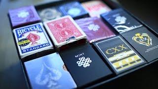 getlinkyoutube.com-Jarek's Card Collection 2016