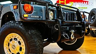 ~SOLD~2003 Hummer H1 For Sale~Alpha Gray Metallic~Low Miles~The Nicest One in The World!