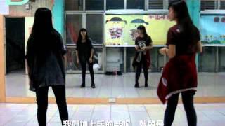 getlinkyoutube.com-SHINee(샤이니) _ Dazzling Girl 舞蹈教學 by DAZZLING