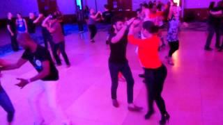 getlinkyoutube.com-Marco Ferrigno & Krystal Nieves Social Dance at 2014 Capital Congress