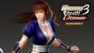 getlinkyoutube.com-Warriors Orochi 3 Ultimate [PS4] Kasumi