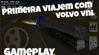 getlinkyoutube.com-Primeira Viajem com Volvo VNL Gameplay - Grand Truck Simulator Android