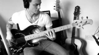 getlinkyoutube.com-Tower of Power - Credit (Bass Cover) - Sam Davies