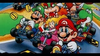 Top 10 - Curious Facts About Mario Kart