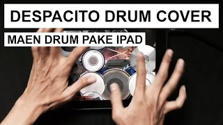 DESPACITO - Luis Fonsi ft.Daddy Yankee (DRUMSXD COVER) width=
