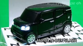 getlinkyoutube.com-ライトが良い具合に光る! Honda N-BOX SLASH 非売品