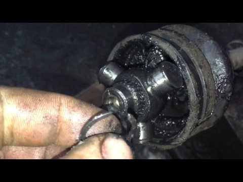 Замена пыльника заднего привода хонда црв 1