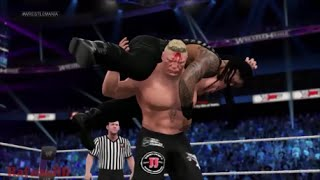 getlinkyoutube.com-WWE 2K15 [SIMULATION] - WRESTLEMANIA 31 - Full Highlights