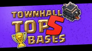 Clash of Clans | Best TH9 Trophy Base | GoWiPe Air Hogs | 2015 Top 5 | Town Hall 9 th9