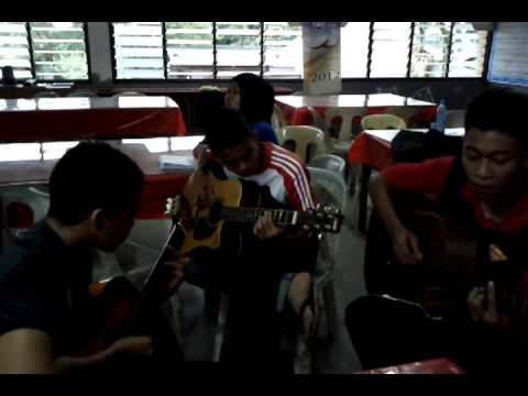 Cover lagu bo bedroom sanctuary-by Apan,Penyu,Hisyam,Jawa