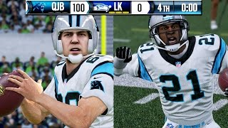 getlinkyoutube.com-Madden 15 Ultimate Team Gameplay - 100 POINTS SCORED! Otto Throws 10 + TDs! QJB & Opponent Trollin