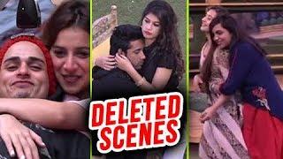 OMG! Arshi Khan KISSES Shilpa Shinde, Priyank SLEEPS On Benafsha   BIGG BOSS 11