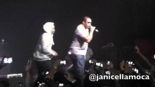 Kendrick Lamar invite Busta Rhymes sur scène à Los Angeles