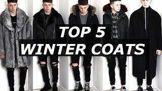 getlinkyoutube.com-Top 5 Winter Coats   Gallucks