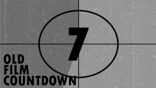 getlinkyoutube.com-Sony Vegas - Old Film Countdown